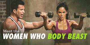 Body Beast Results  Build Muscle  U0026 Lose Weight