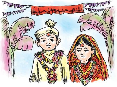 child marriage   rise  jumla village