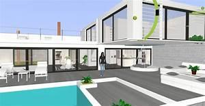 architecture et decoration 3d les meilleurs logiciels With logiciel architecture exterieur gratuit