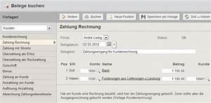 Rechnung Buchen : buchen von bankausz gen kontoausz gen ~ Themetempest.com Abrechnung