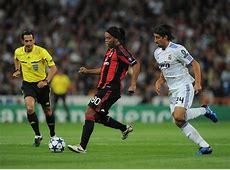Ronaldinho Photos Photos Real Madrid v AC Milan UEFA