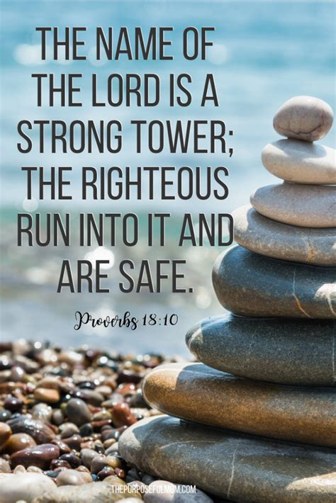 The most common strength verses material is metal. 7 Bible Verses for Strength that Come with a Promise - The Purposeful Mom