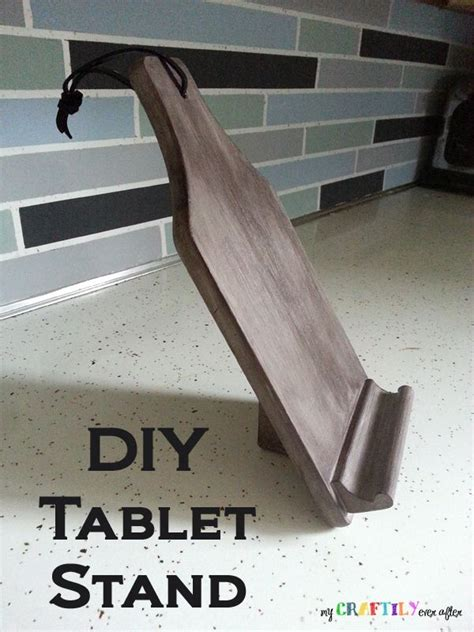 wooden cookbook stand plans woodworking projects plans