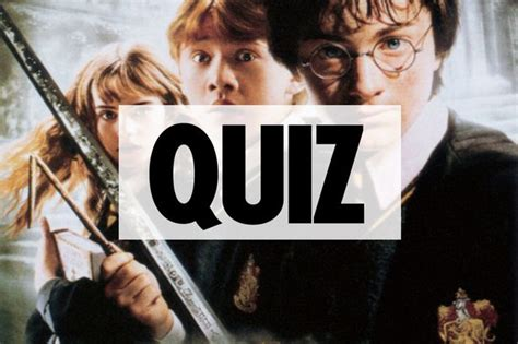 The Ultimate Harry Potter Quiz Filmymantra