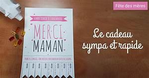 Fete Des Mere Cadeau : id e cadeau pour maman le diy rapide et facile ~ Melissatoandfro.com Idées de Décoration