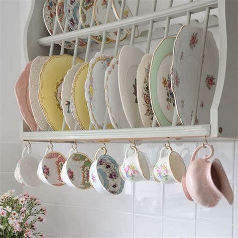 antique plate rack design ideas   vintage kitchen