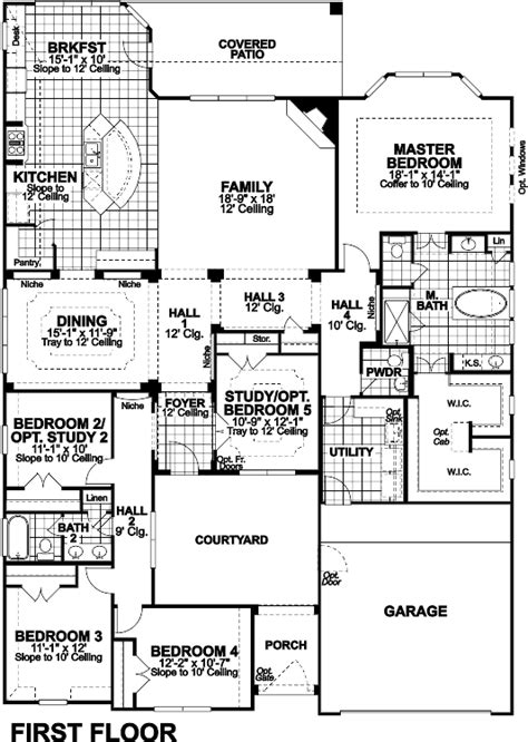 Ryland Homes Floor Plans Houston by Object Moved