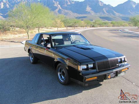 1987 Buick Regal Grand National 3.8l Turbo V6 Only 46k