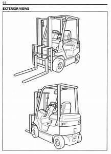 Toyota Forklift Error Codes