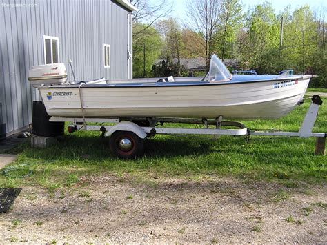 15 Ft Boat by Ads Boats 1962 Starcraft 15 Foot Aluminum