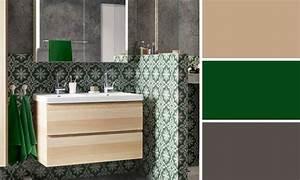 quelle couleur mettre dans ma salle de bains With salle de bain 2 couleurs