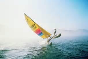 hobbie cat hobie 14 fiberglass sailboats hobie cat