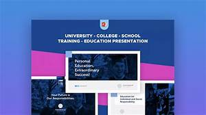 Best Cover Page Templates 15 Education Powerpoint Templates For Great School