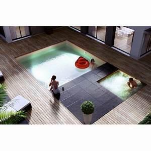 Piscine En Kit Polystyrène : piscine en kit polystyr ne aphrodite distripool ~ Premium-room.com Idées de Décoration