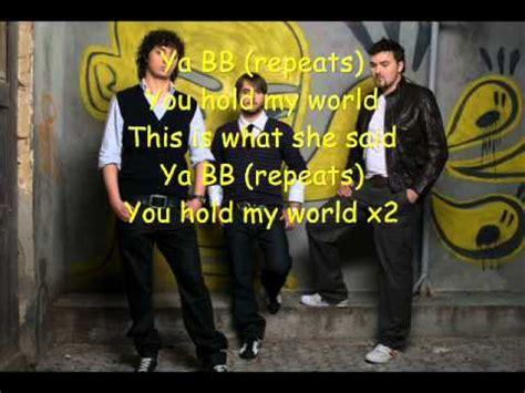 Play & Win Ya Bb Lyrics (=versuri) Youtube