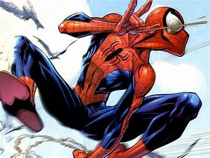 My Free Wallpapers - Comics Wallpaper : Ultimate Spider-Man
