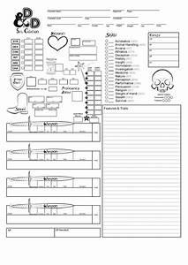 Dungeons And Dragons 5 Edition Deutsch Pdf Download : top d d 3 5 character sheets free to download in pdf format ~ Orissabook.com Haus und Dekorationen