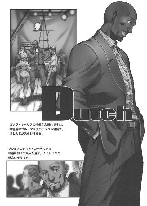 Dutch - Black Lagoon - Zerochan Anime Image Board