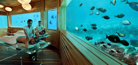 aquum resorts huvafen fushi maldives  aquum