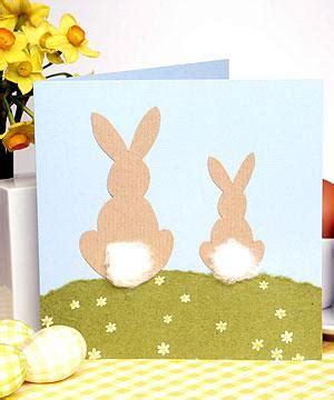 ingenious easter bunny cards    hobbycraft blog