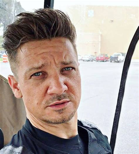 Jeremy Renner Rennerconnectionstyle Instagram Holy