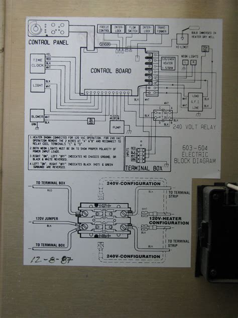 Spa Circuit Board Wiring Diagram by Dover Tub Wiring Diagram