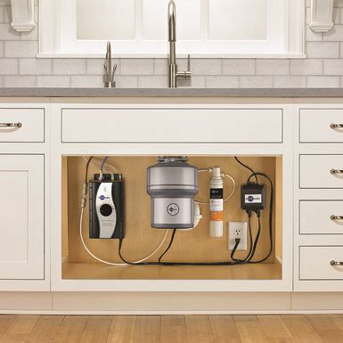 kitchen sink disposer insinkerator evolution excel garbage disposal 2675