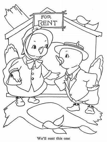 Coloring Pages Number Printable Fashioned Books Children