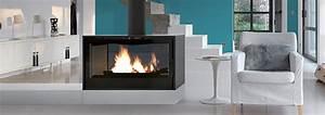 Poele A Granules Design Contemporain : po les bois design trouvez un poele a bois design ~ Premium-room.com Idées de Décoration