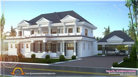 luxury home design plans november 2013 kerala home design and floor plans