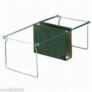 new 2 pak letter hanging file frames for file cabinet see With letter size file cabinet hangers