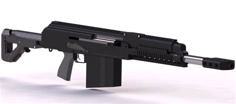 Auto 50 Bmg by Oh Yes A 50 Bmg Ak Rifle