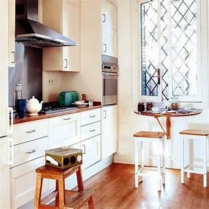 Table Murale Cuisine : designs cr atifs de table pliante de cuisine ~ Teatrodelosmanantiales.com Idées de Décoration