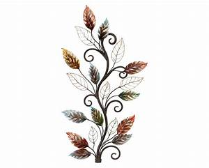 Metal leaf wall art metal leaf wall art suppliers and for Leaf wall decor