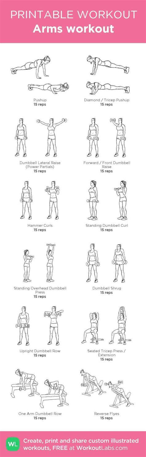 arm workouts  women  dumbbells   sexy guns