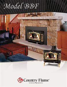 Country Flame Indoor Fireplace Bbf User Guide