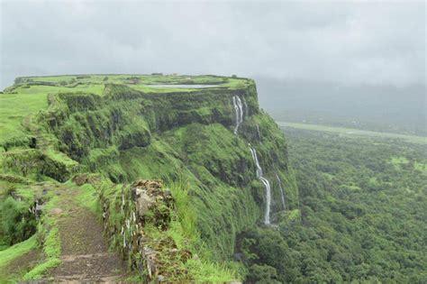 day monsoon trek  korigad fort  korigad trek