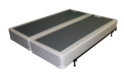 california king bed frame with split box michigan king