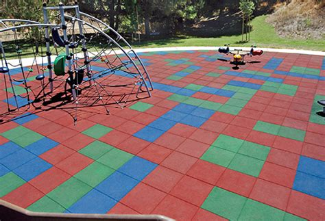 kid kushion playground tile safety concepts
