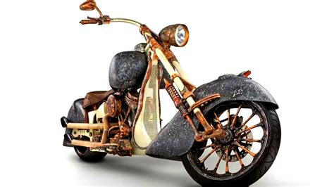 Gold Motorcycle Could Be World's Most Expensive