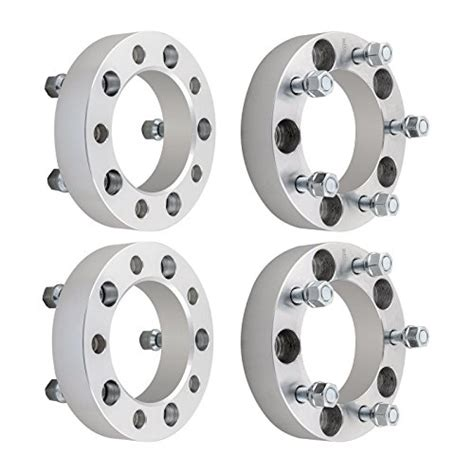 pcs  ford  wheel spacers adapters  lug