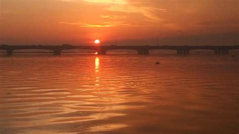sunrise lagos lagoon travel nigeria