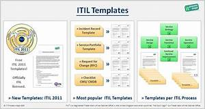 free itil templates and checklists updated pin https With itil v3 templates