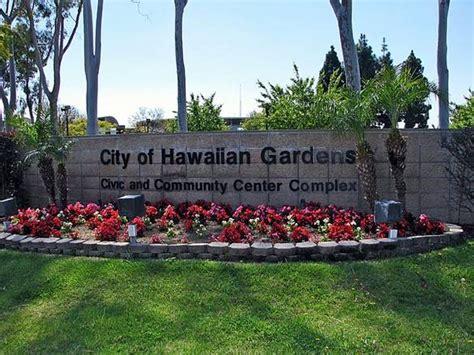 city of hawaiian gardens city of hawaiian gardens civic center sign hawaiian