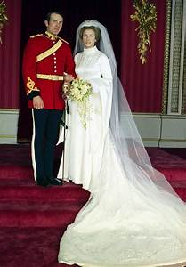 princess bride our favourite iconic royal wedding With princess anne wedding dress