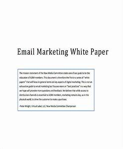 32 white paper formats With marketing white paper template