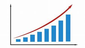 Bar Graph Chart Diagram Animation Stock Footage Video  100