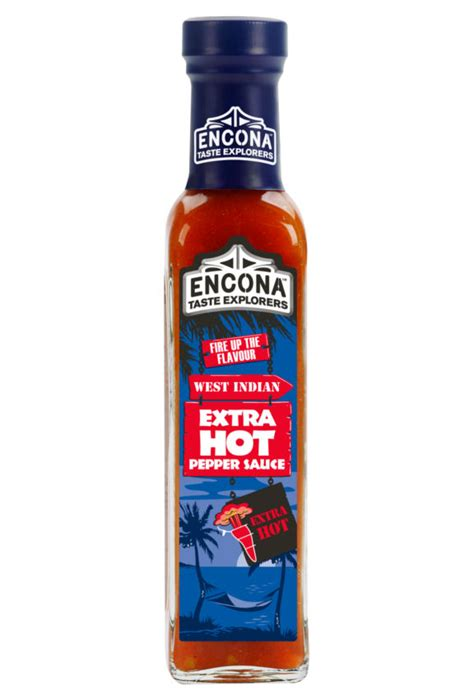 west indian extra hot pepper sauce scoville hot sauce reviews encona west indian extra hot pepper sauce