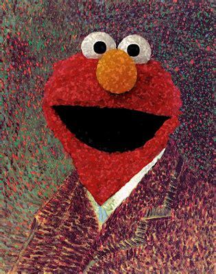 Sesame Street Famous Paintings  Mrs Briggs' Website