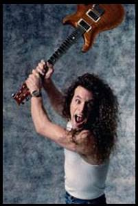 The Sudden Curve  Ted Nugent Almost Spit On Me Once